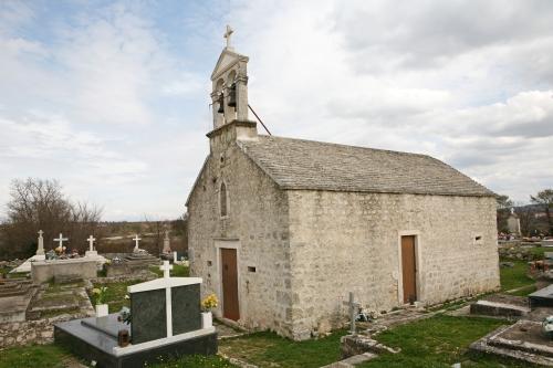 Crkva sv. Luke u Škabrnji