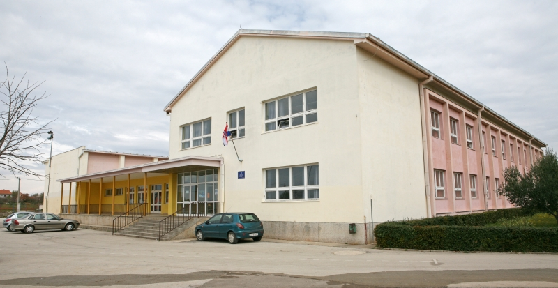 Osnovna Škola Vladimira Nazora Škabrnja